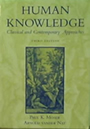Human Knowledge, 3rd edition